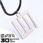 30 Seconds To Mars - náhrdelník Symbol