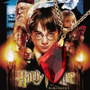 Harry Potter - náhrdelník Kámen mudrců
