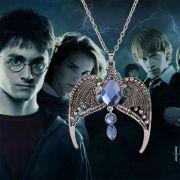 Harry Potter - náhrdelník diadém Roweny z Havraspáru