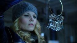 Bylo nebylo (Once Upon a Time) - náhrdelník Klíč Zlé královny