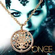 Bylo nebylo (Once Upon a Time) - náhrdelník Zlé královny (Regina)