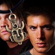 Supernatural (Lovci duchů) amulet Dean Winchester