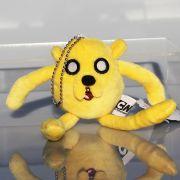 Adventure Time plyšový přívěšek Jake