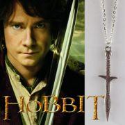 Hobit (The Hobbit) náhrdelník meč Bilbo Pytlík (Sting)