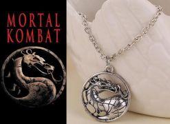 Mortal Kombat náhrdelník