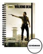 Walking Dead zápisník / blok A5 Prison