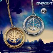 Divergence ( Divergent ) náhrdelník Mírumilovní