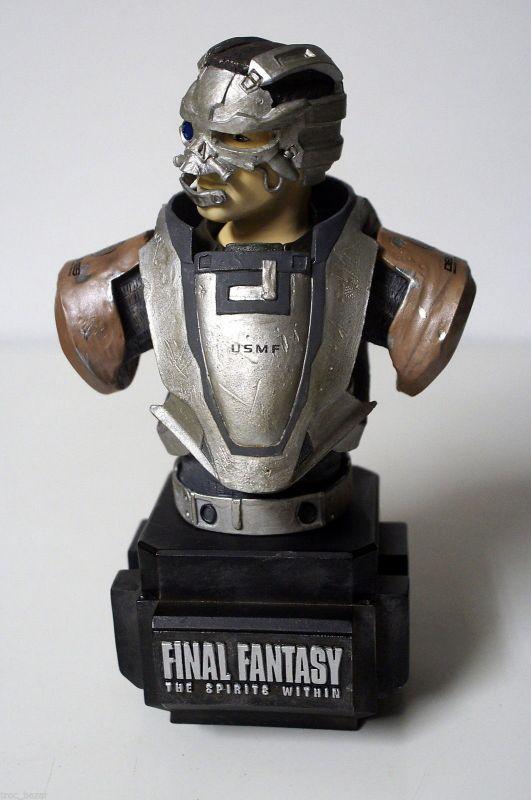Final Fantasy The Spirits Within bysta Gray Edwards Palisades