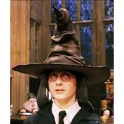 Harry Potter - náhrdelník Moudrý klobouk