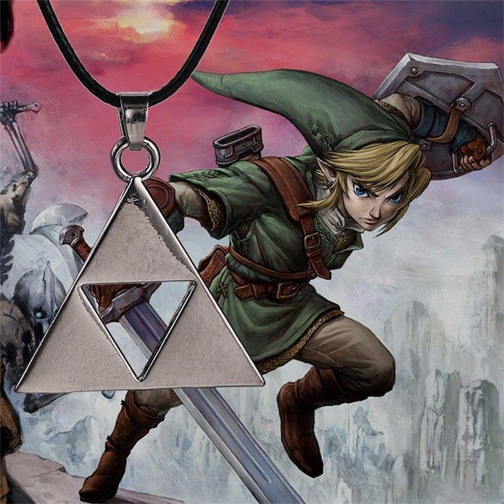 Legend of Zelda náhrdelník