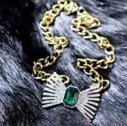 Paris Hilton náhrdelník Mašle