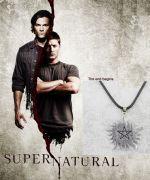 Supernatural (Lovci duchů) náhrdelník Penta