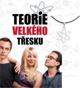 Teorie velkého třesku (The Big Bang Theory) náhrdelník Atom