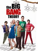 Teorie velkého třesku (The Big Bang Theory) náušnice Atom