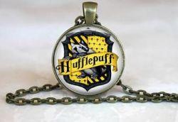 Harry Potter náhrdelník Bradavických kolejí