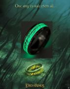 Pán prstenů (Lord of the Rings) prsten moci svítící