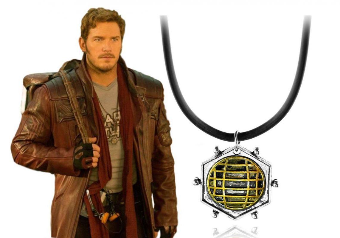 Strážci Galaxie (Guardians of the Galaxy) - Peter Quill náhrdelník A