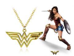 Wonder Woman náhrdelník typ 2