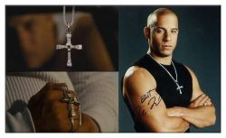 Náhrdelník Dominic Toretto (Vin Diesel) - Rychle a zběsile (Fast and the Furious) 2.JAKOST