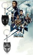 Black Panther přívěšek na klíče