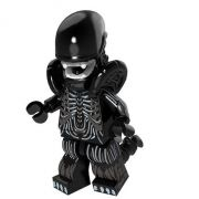 Blocks Bricks Lego figurka Alien vs. Predator Block World