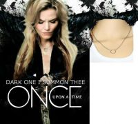 Bylo nebylo (Once Upon a Time) náhrdelník Emma Swan kroužek