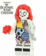 Nightmare Before Christmas (Ukradené vánoce) Blocks Bricks Lego figurka Sally
