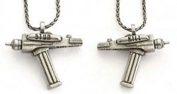 Star Trek - náhrdelník Phaser