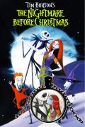 Tim Burton - náhrdelník Nightmare Before Christmas Jack a Sally