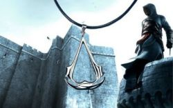 Assassins Creed: náhrdelník Logo 2. jakost