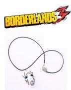 Borderlands náhrdelník maska