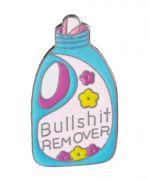 Bullshit Remover odznáček (brož)