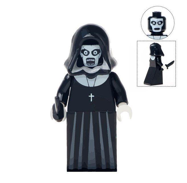 Sestra (The Nun) block Bricks lego figurka Valak Block World