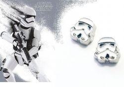 Star Wars (Hvězdné války) plovoucí ozdoba do okénkového medailonku: Stormtrooper