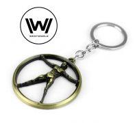 Westworld přívěsek na klíče