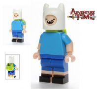 Adventure Time Blocks Bricks Lego figurka Finn
