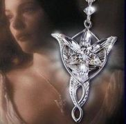 Pán prstenů (Lord of the Rings) náhrdelník Arwen