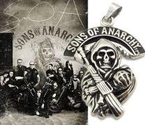 Sons of Anarchy (Zákon gangu) - náhrdelník