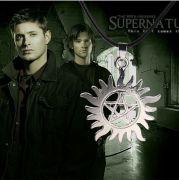 Supernatural (Lovci duchů) náhrdelník Tattoo