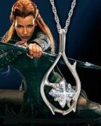 Hobit (The Hobbit) náhrdelník Tauriel