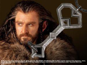 Hobit (The Hobbit) náhrdelník Thorinův klíč