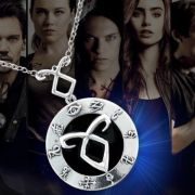 The Mortal Instruments náhrdelník Runes