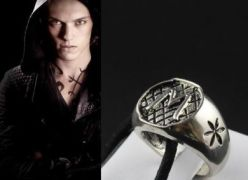 The Mortal Instruments - prsten Morgensternů
