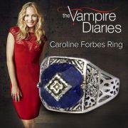 Vampire Diaries (Upíří deníky) - prsten Caroline Forbes