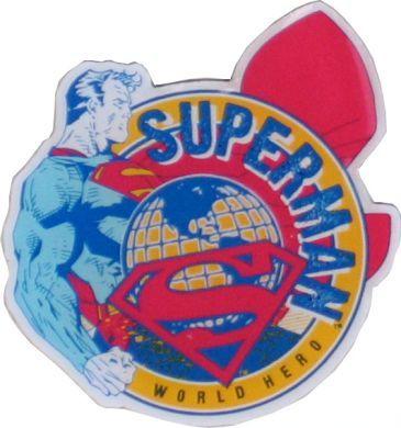 Superman - odznak Deumer