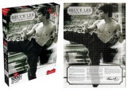 Bruce Lee Puzzle Affirmations