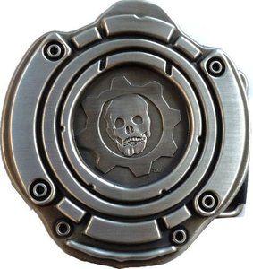 Gears of War 3 - přezka na opasek Omen Armor Neca