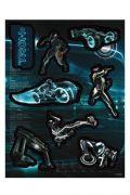 Tron Legacy Magnet Set B
