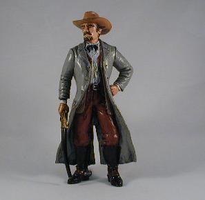 Wild West figurka Jesse James COMANSI