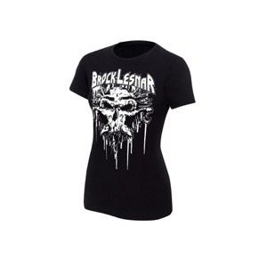 Brock Lesnar Carnage Women's Authentic T-Shirt